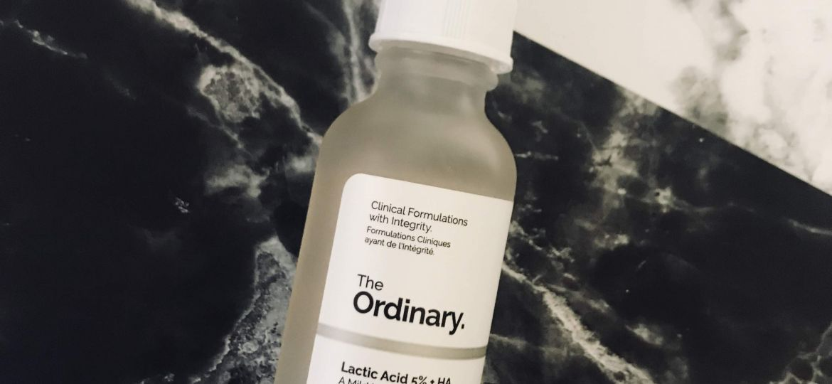 the ordinary lactic acid